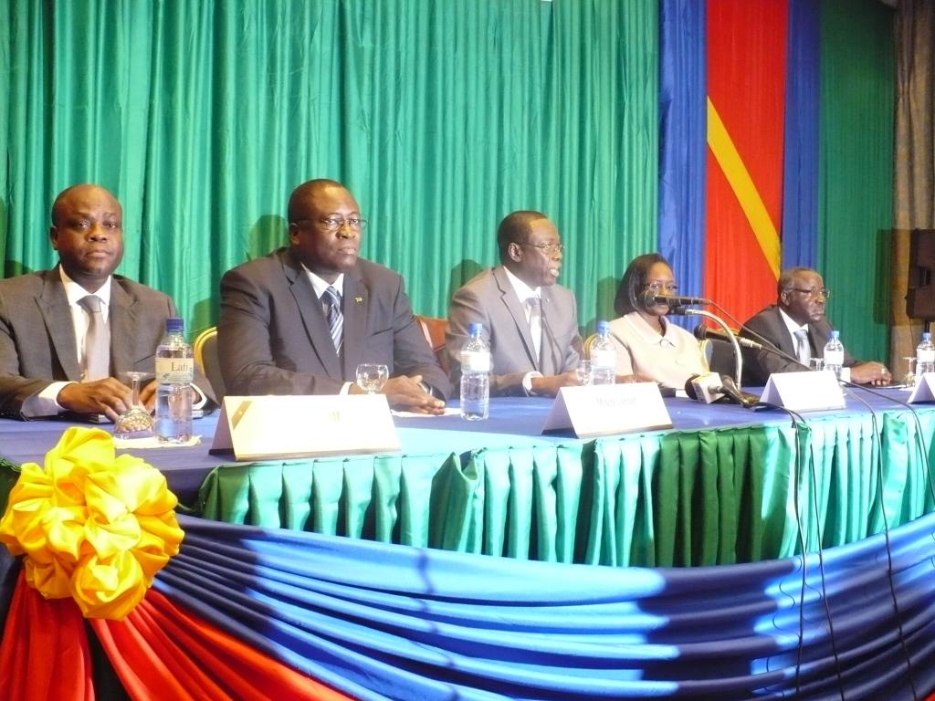 Session ordinaire du Conseil des Ministres de l'Organisation pour l'Harmonisation en Afrique du Droit des Affaires (OHADA) Ouagadougou (Burkina Faso), 13 – 14 juin 2013