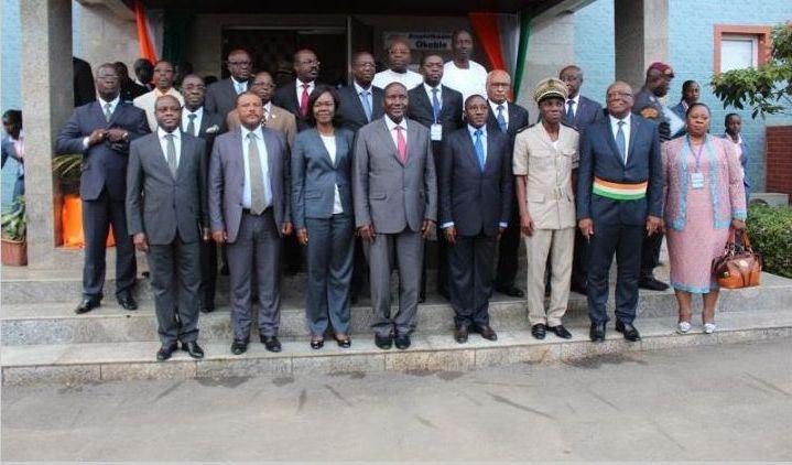 Compte rendu de la Réunion du Conseil des Ministres de l'OHADA à Grand-Bassam, Cote d'Ivoire du 09 au 15 Septembre 2015